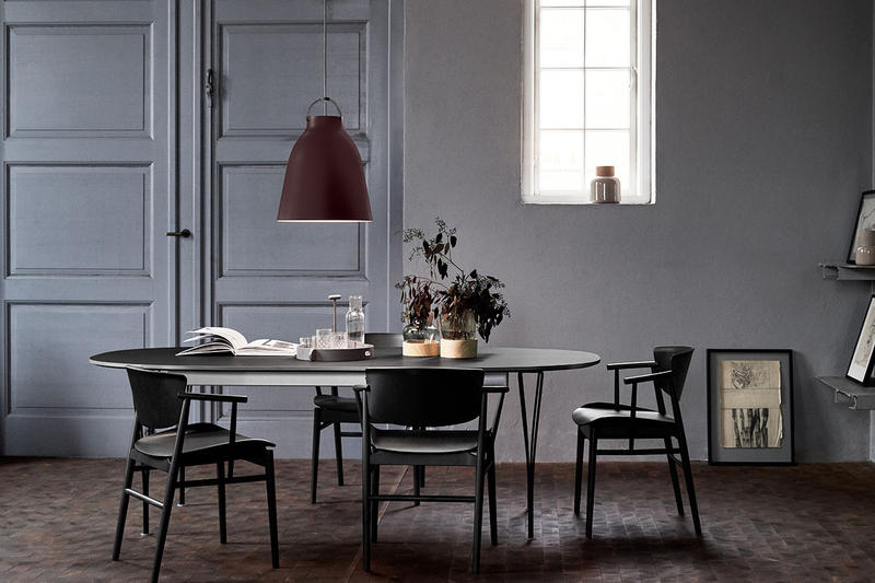 Nendo Fritz Hansen N01 Dining Chair Collaboration Design Salone del Mobile