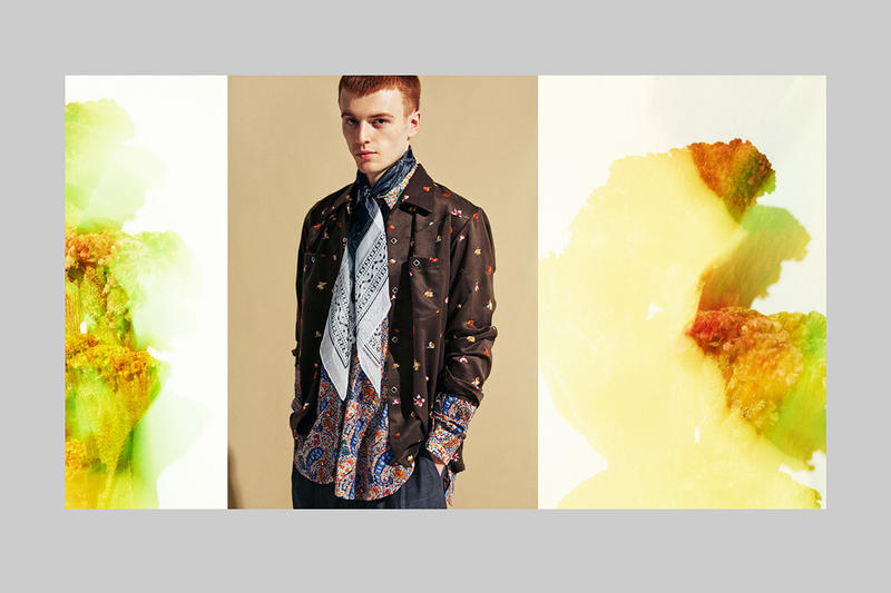 nepenthes camoflora fashion apparel clothing editorial style clothes jackets accessories