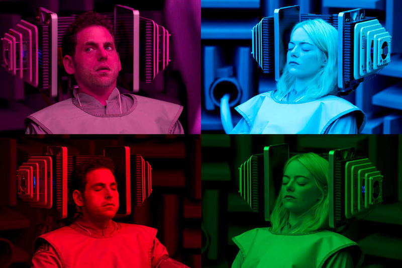 Netflix Maniac Jonah Hill Emma Stone TV shows first look