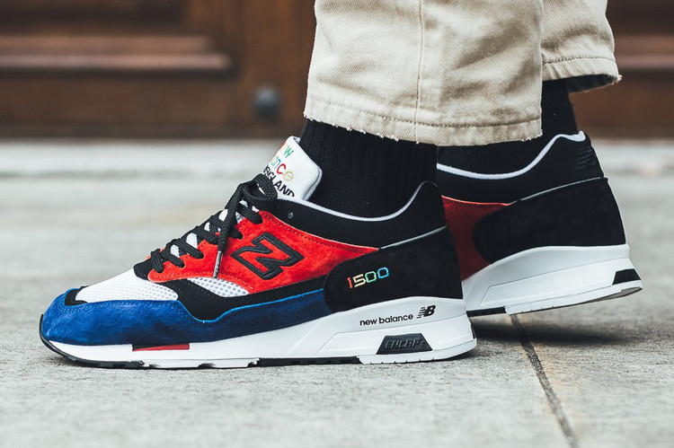 201efb9c New Balance's 1500 Made In England Model Gets More Multi-Colored Options