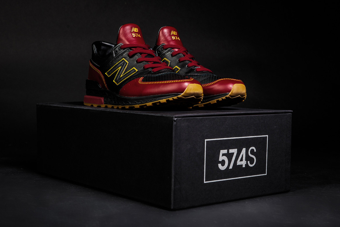 91e17914abec5 New Balance 574 Sport Limited EDT Vault Collaboration | HYPEBEAST