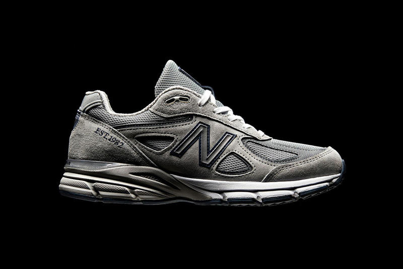 New Balance 990v4 EST 1982 Made in USA america 100 usd dollars original price april 14 2018 release date info drop sneakers shoes footwear 1500 pairs limited exclusive special edition