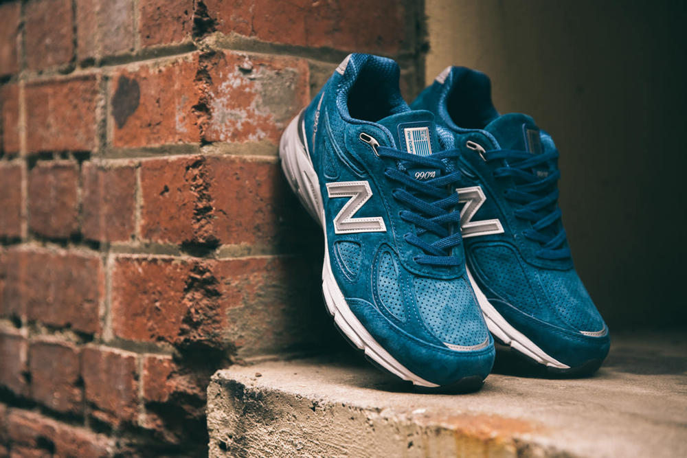 "New Balance 990v4 ""North Sea"" Release Details Information Teal 3M Reflective How to Buy Cop Purchase"