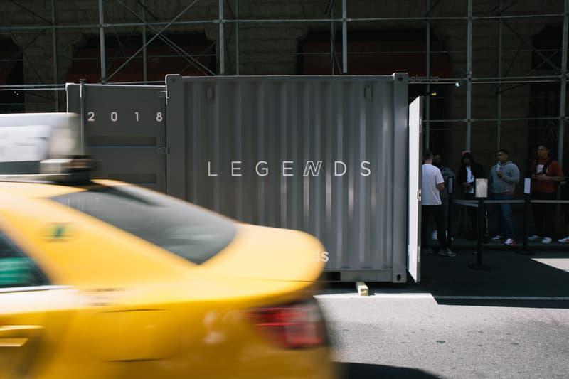 New Balance Legends Event Recap new york shoes sneakers boston grey nb 990 performance comfort activation running v4 v1 v2 v3