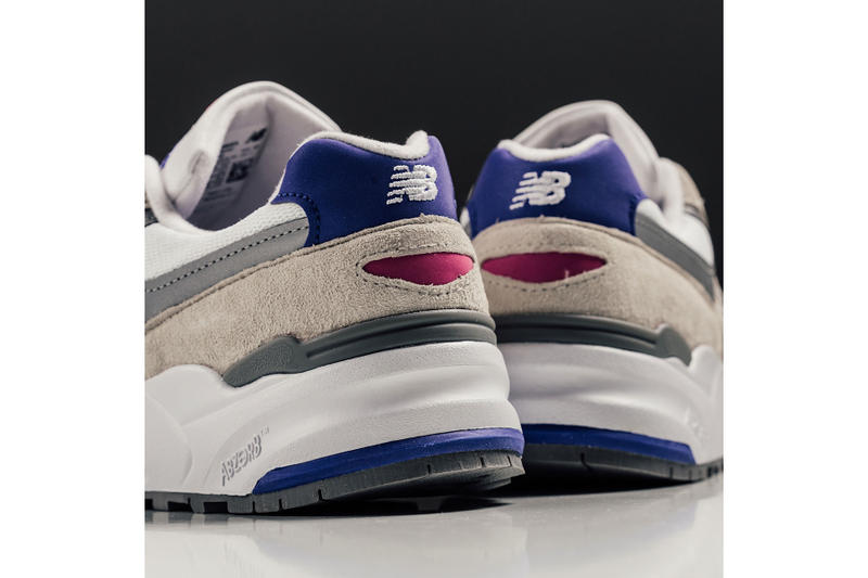New Balance Made in USA 999 White Blue Red Release release info