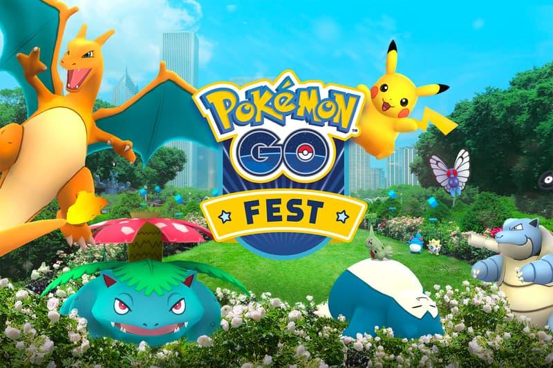 Niantic Pokémon GO Fest Lawsuit $1.5 Million USD chicago illinois class actions app gaming