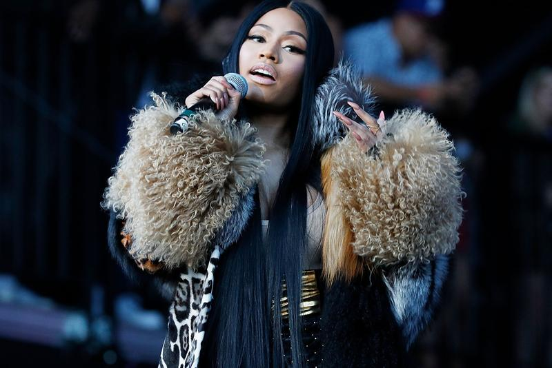 Nicki Minaj MotorSport Verse Leaks Cardi B Quavo