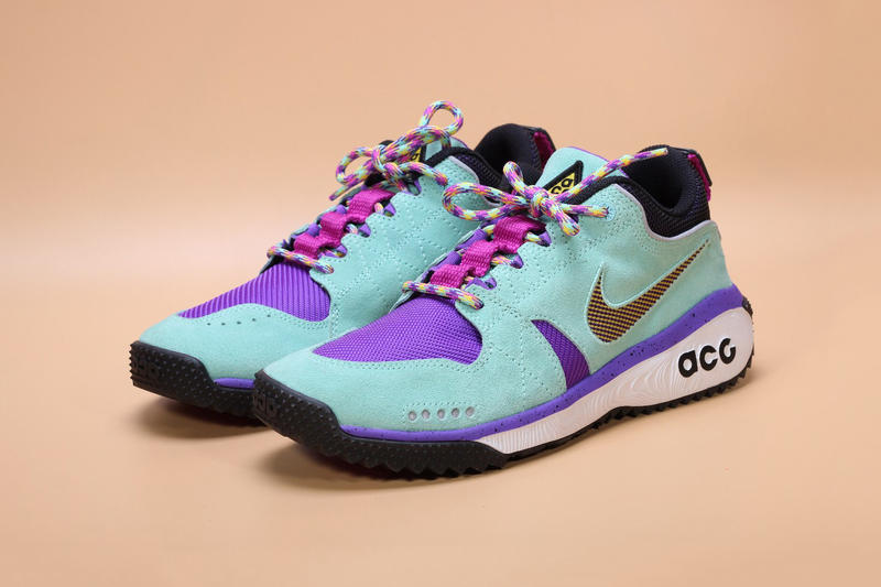 898b72a0fd31 Nike ACG Dog Mountain retro hiking shoe runner 2018 release date info drop  sneakers shoes footwear