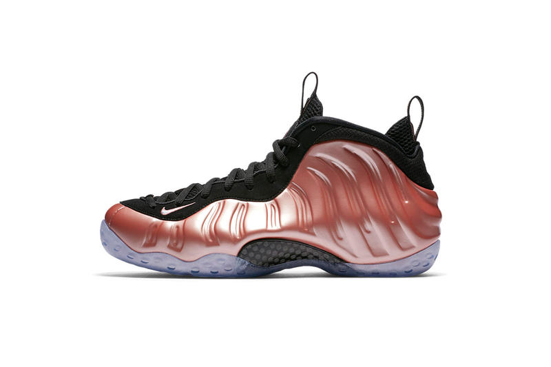 d1d170c4260 Nike Air Foamposite One Rust Pink Release Date 2018 april footwear nike  basketball sneaker shoes