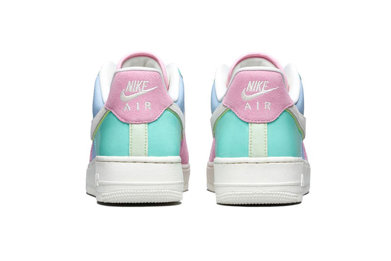 Nike Air Force 1 Low Easter official images footwear 2018 april