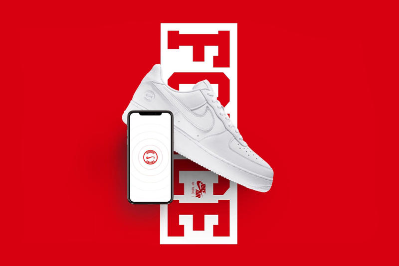 Nike Air Force 1 Low NikeConnect QS NYC 2018 april spring summer release date info drop sneakers shoes footwear