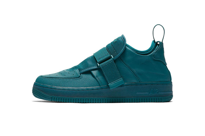 cheap for discount 75fdb fb7d0 Nike Air Force 1 Reimagined Pack Official Look Explorer Teal Blue Orange  Lover Green Sage Purple