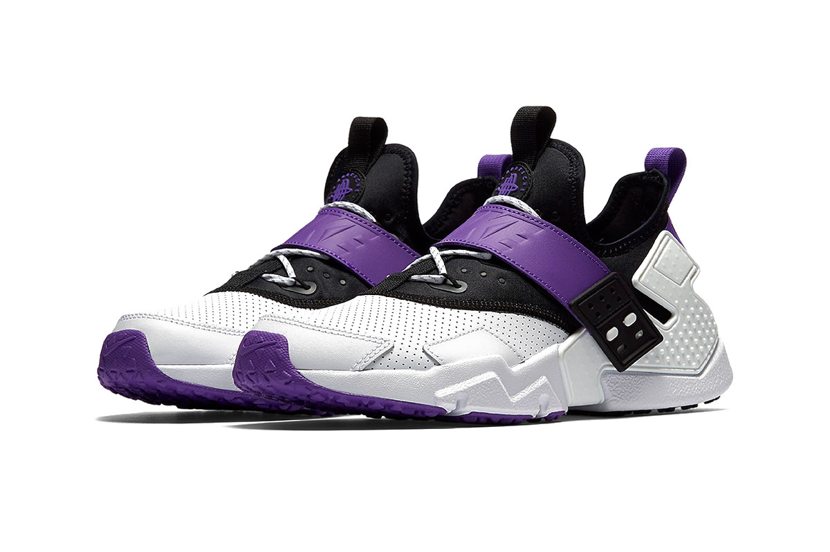 """Nike Air Huarache Drift """"Purple Punch"""