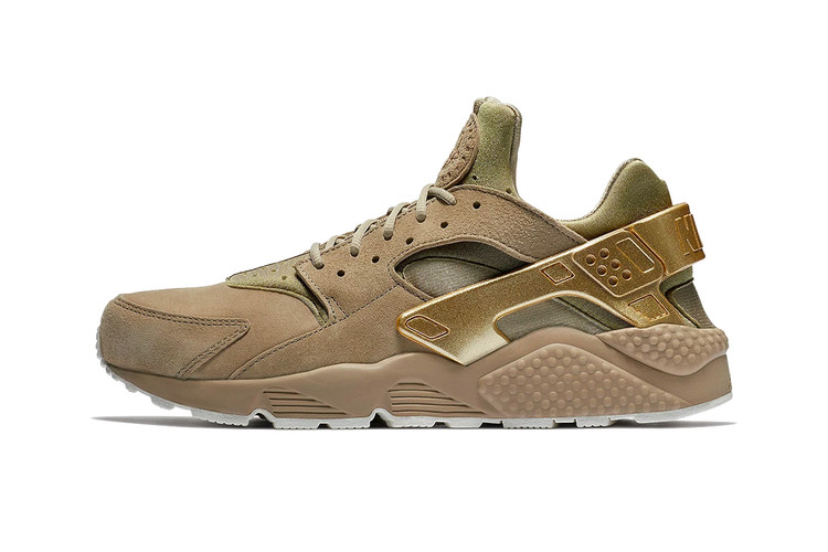 2b97d78d0412ab Nike Adds a Luxurious Twist to the Air Huarache Lineup in The