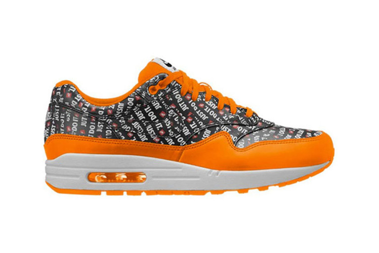 710a289a769e9 Nike s Air Max 1  Just Do It  Surfaces in Two More Colorways. Footwear