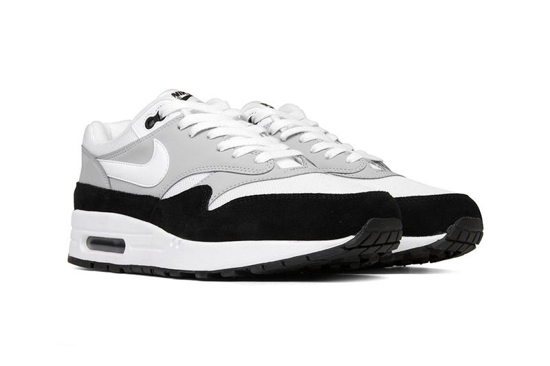 new product a0fe3 96c34 Nike Air Max 1 Wolf Grey white black release info footwear sneakers