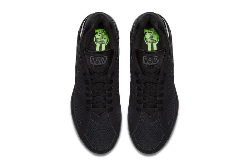 Nike Air Max 180 Black Volt first look sneakers footwear