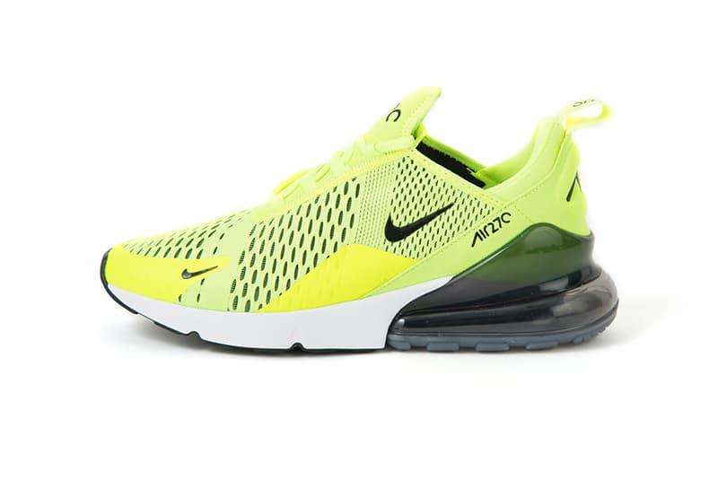 nike air max 270 june colorways footwear sneakers shoes kicks