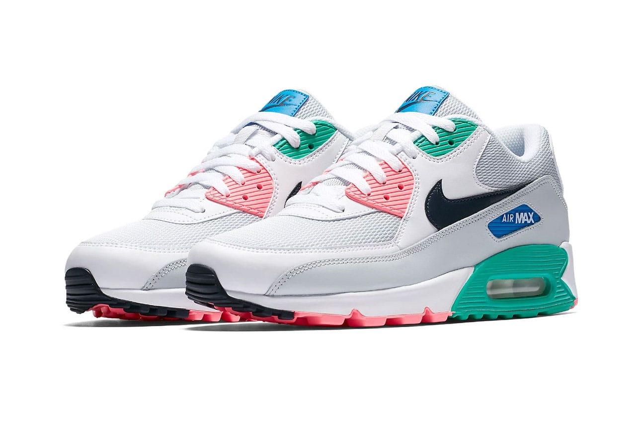 "Nike Air Max 90 ""Summer Sea"" Color"