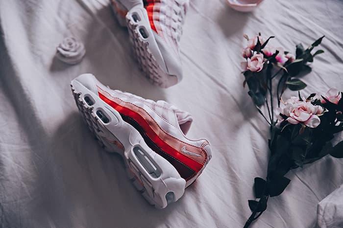 Nike Air Max 95 Vintage Coral footwear 2018 nike sportswear release date info drop sneakers shoes