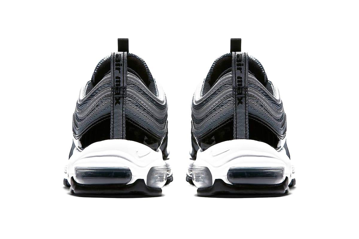 Nike Air Max 97 Black Patent Leather