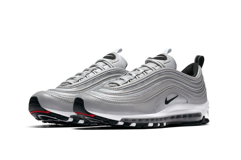Nike Air Max 97 Reflective Silver footwear 2018 nike sportswear