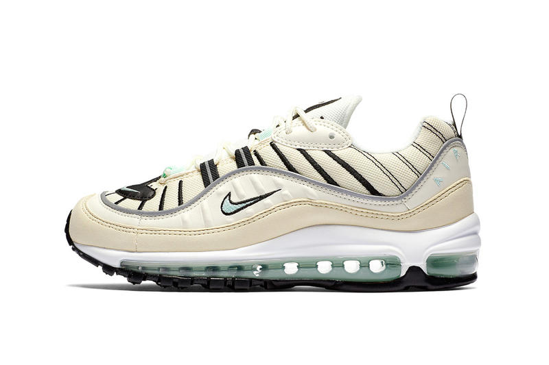 detailed look 51a76 3c21b Nike Air Max 98 Igloo footwear 2018 nike sportswear release date info april  drop sneakers shoes