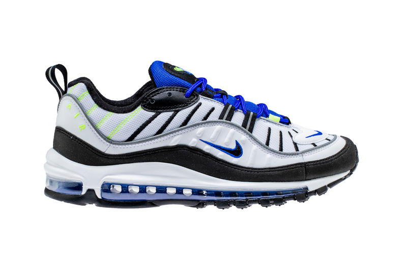 c7eb2aaa50 Nike Air Max 98 racer Blue nike sportswear may 2018 footwear release date  info drop shoes