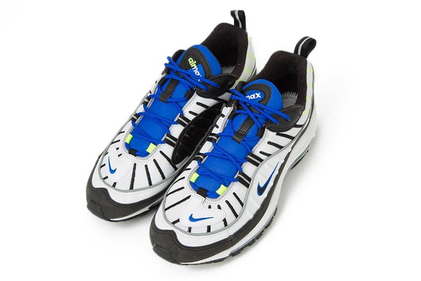 new styles b07a8 7500e Nike Air Max 98