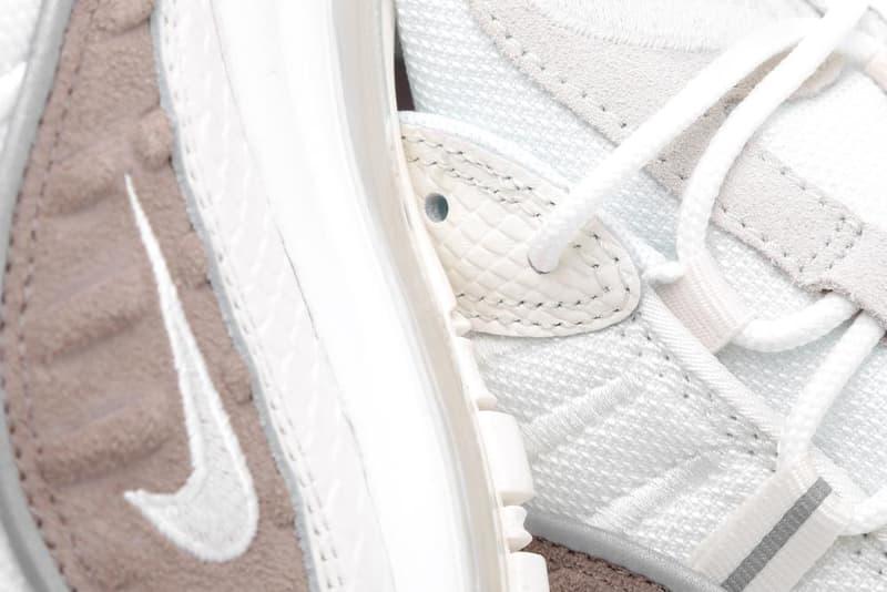 Nike Air Max 98 Snakeskin Release info white Sail Sepia Stone