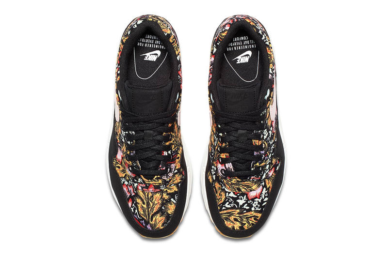 Nike Air Max 1 Floral Release Details How to Buy Cop Purchase Womens Sneakers Footwear Trainers