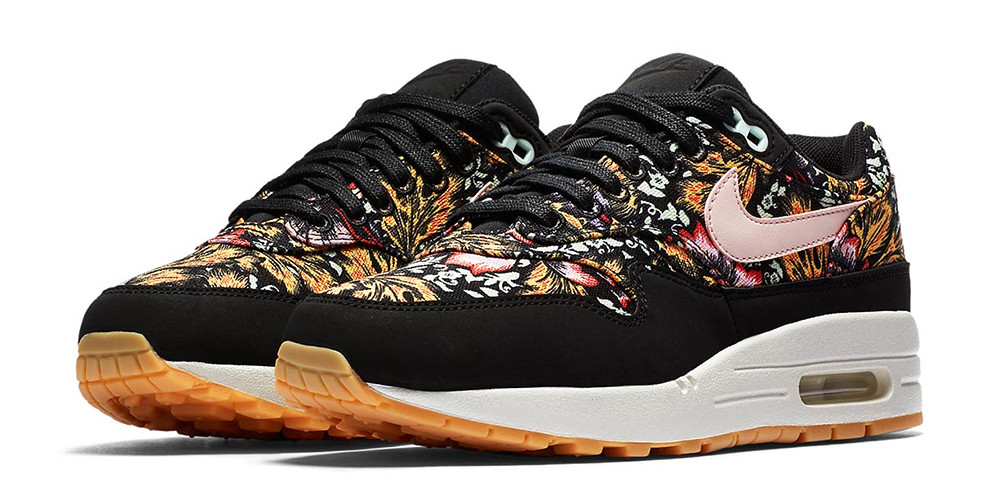 Nike Air Max 1 Floral Release Details