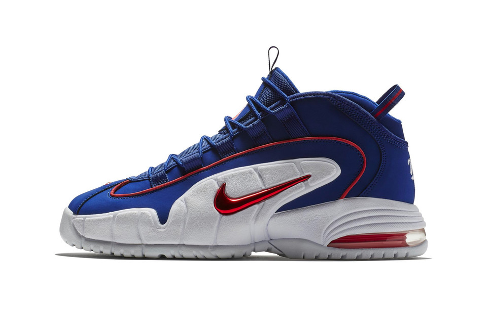 online store 424f0 b6979 Nike Air Max Penny Makes a Grand Return in