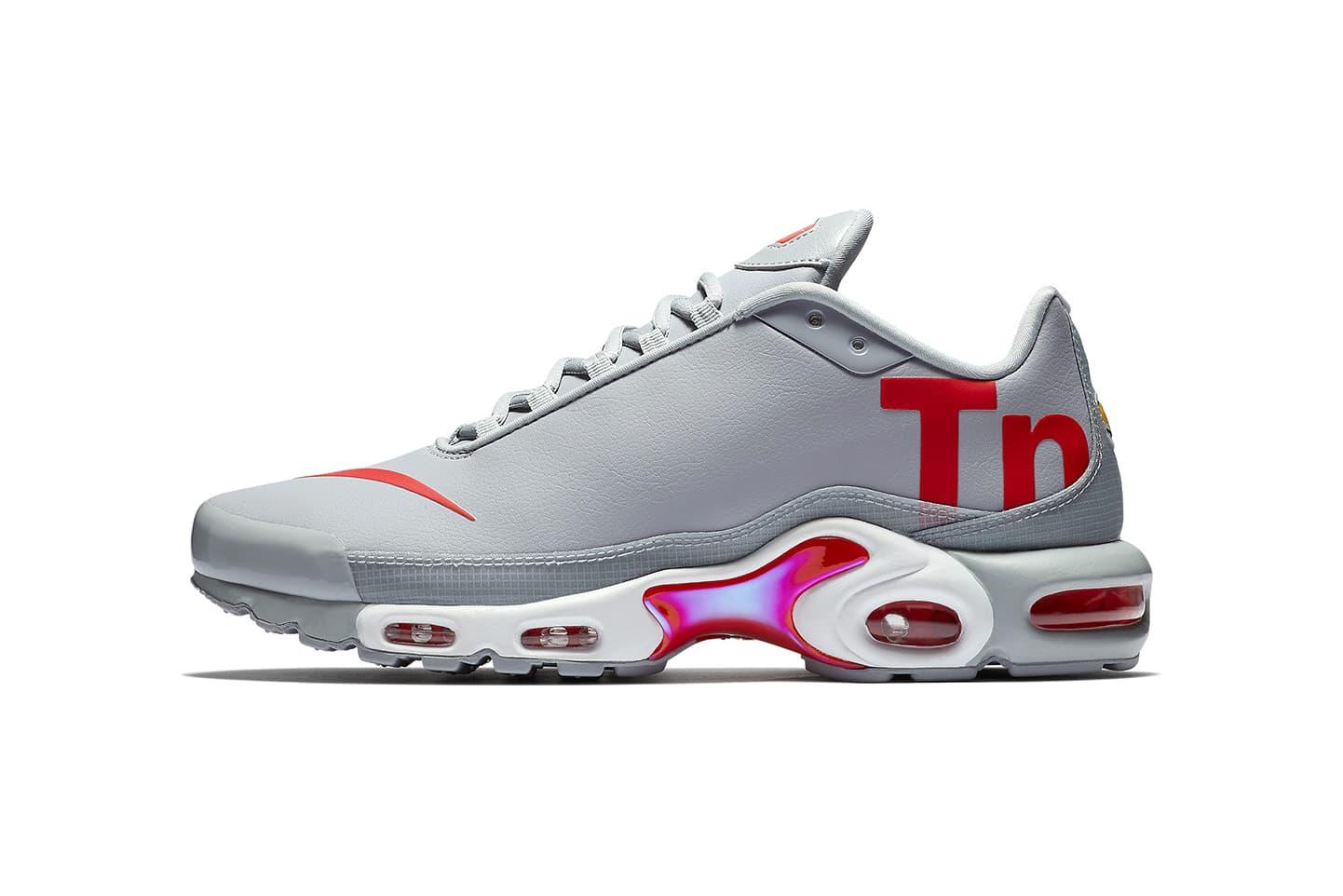 Nike Reimagines the Air Max Plus