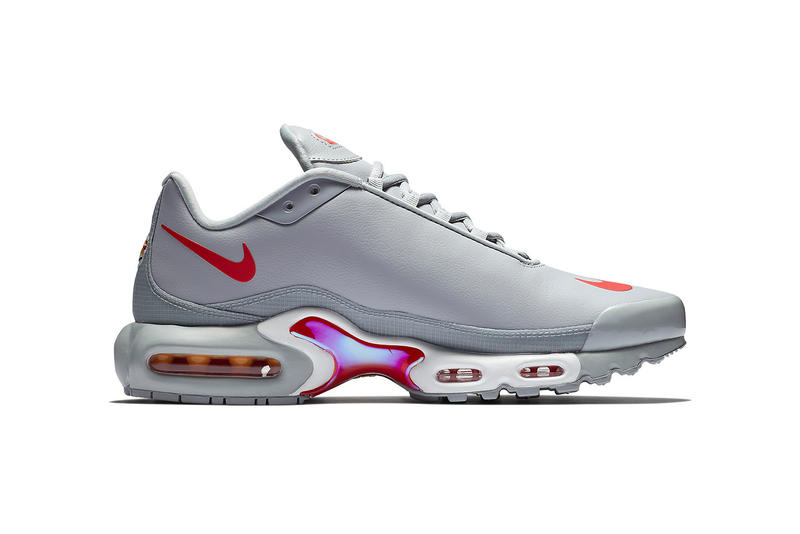 Nike Air Max Plus AQ1088 001 grey red white april may 2018 release date info drop sneakers shoes footwear