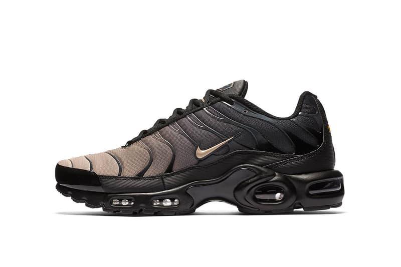 Nike Air Max Plus Gradient Pack 2018 nike sportswear footwear april release date info drop sneakers shoes footwear