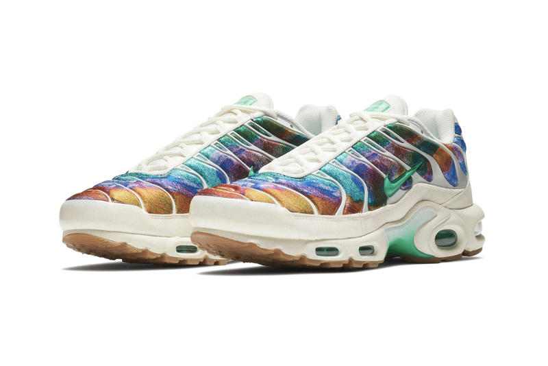 no sale tax cheapest price genuine shoes Nike Air Max Plus TN Ultra Multicolor | HYPEBEAST