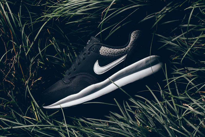 Nike Air Safari black white 2018 april footwear nike sportswear release date info drop