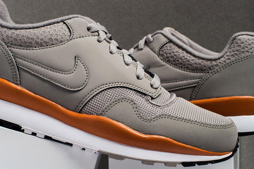 Nike Air Safari Cobblestone Tinker Hatfield Sneakers Trainers Shoes Release Details Available Now Information Buy Purchase Cop Grey Gray
