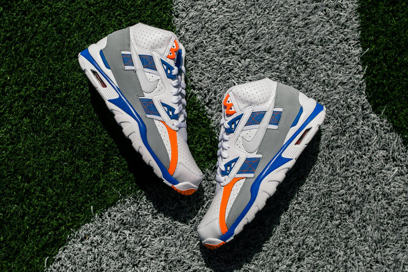 best service 759e7 2945f Nike Air Trainer SC High Reverse Auburn bo jackson april 2018 release date  info drop sneakers