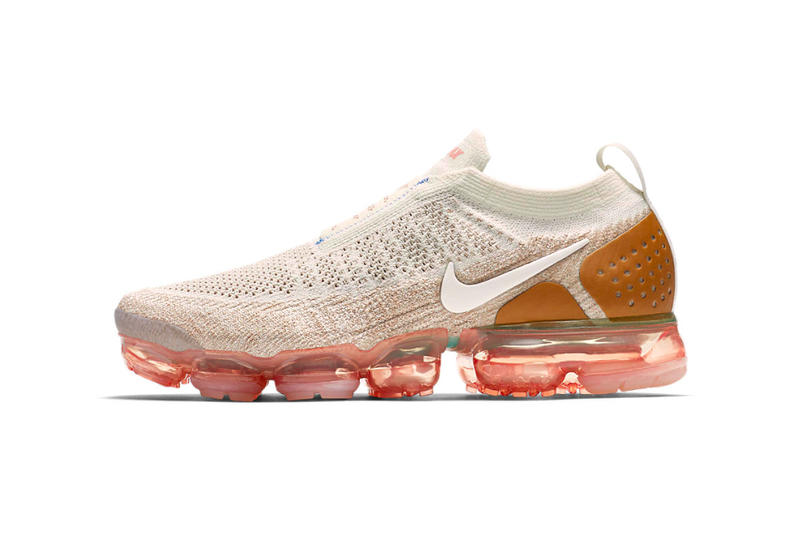 f9a711817b Nike Air VaporMax Moc 2 Sail anthracite april 13 release date info drop  sneakers shoes footwear