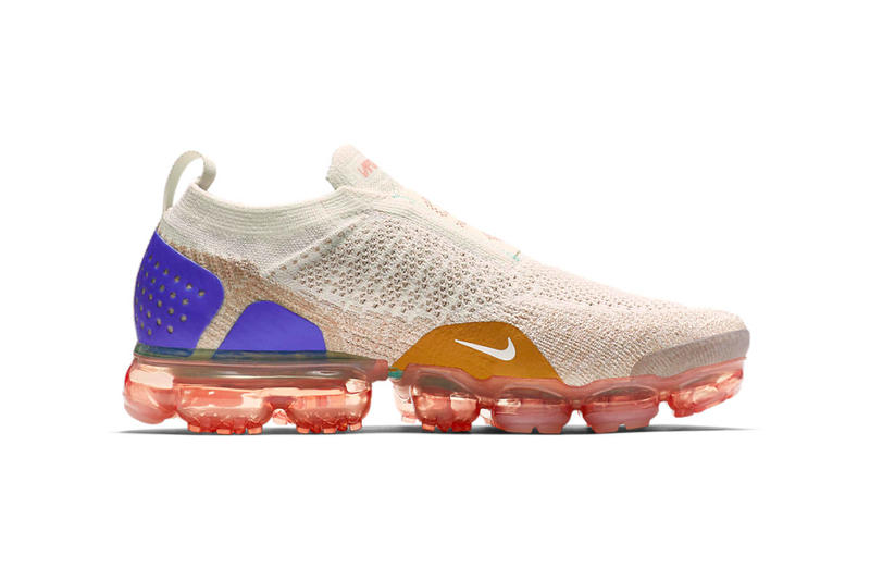 Nike Air VaporMax Moc 2 Sail anthracite april 13 release date info drop sneakers shoes footwear