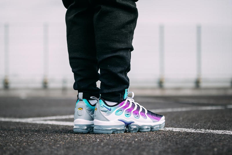 337eddf1fe9 An On-Feet Look at the Nike Air Vapormax Plus