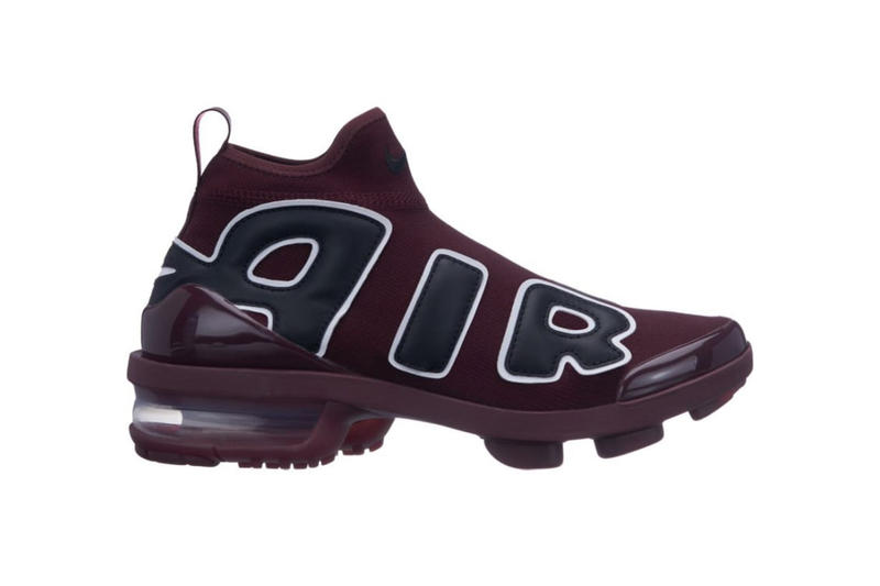 Nike Airquent Burgundy Crush air more uptempo fall 2018 release date info drop sneakers shoes footwear