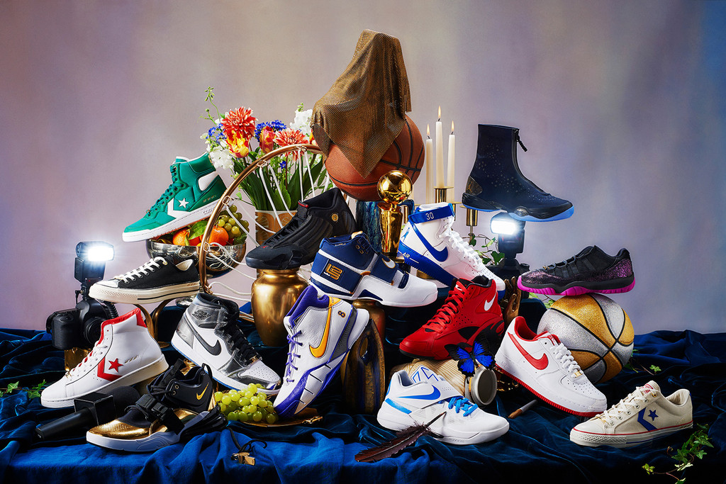 a93008b6ca801 Here s What Went Down at Nike s  Art of a Champion  Exhibit