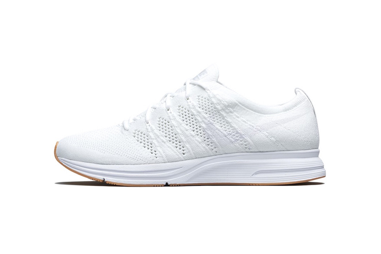 Nike Flyknit Trainer White/Gum U.S
