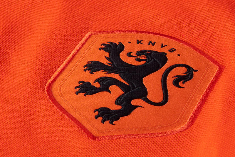 Nike Football Netherlands 2018 National Team Kits Soccer Orange Holland Dutch FIFA World Cup Total Football How to Buy Release Details Closer Look Information News Announcement Reveal Unveil