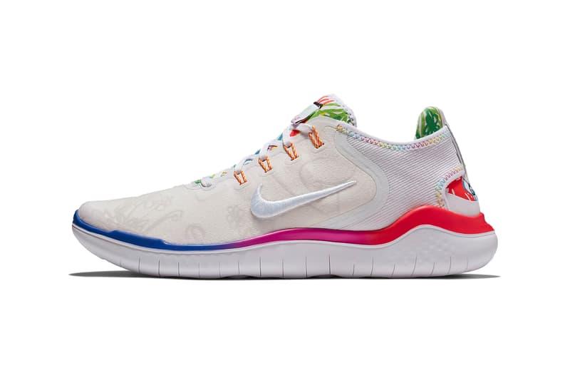 aad9b17337e68 FLABJACKS Nike Free RN Expression Artist Series ton mak shanghai china  sneaker shoe release hong kong