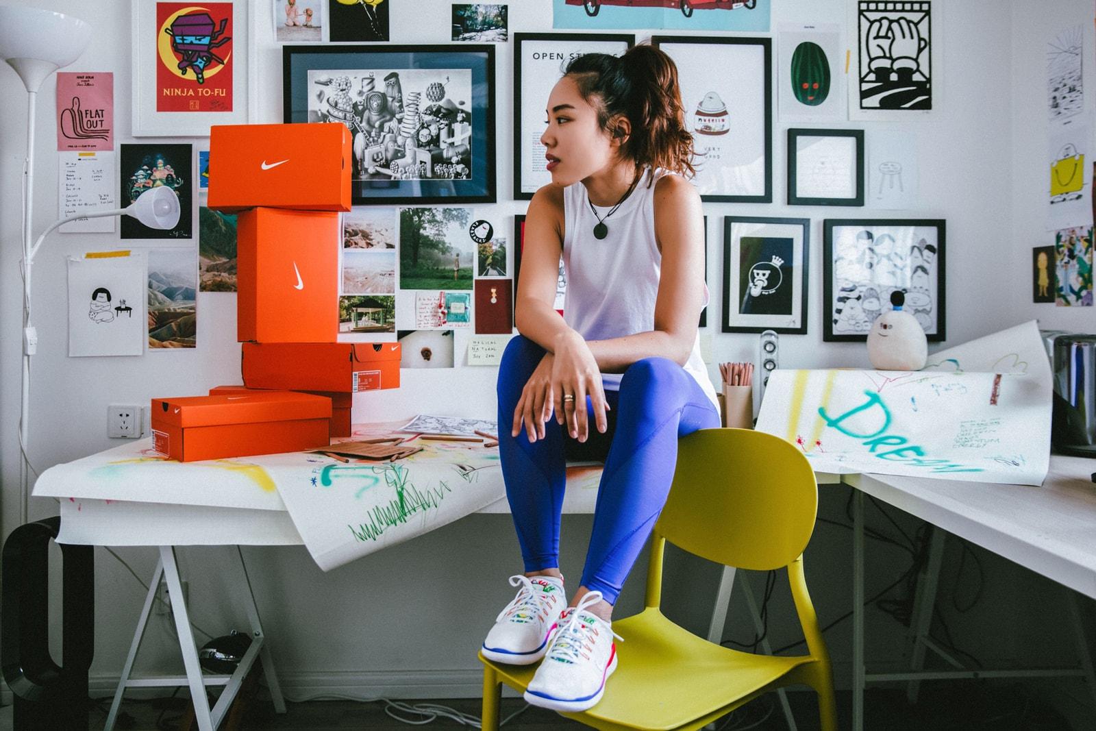FLABJACKS Nike Free RN Expression Artist Series ton mak shanghai china sneaker shoe release hong kong release april 12