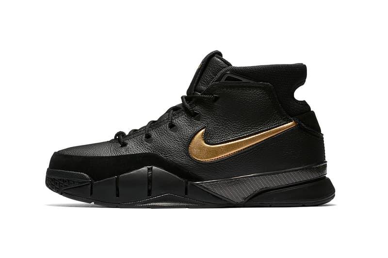 Nike Kobe 1 Protro Mamba Day nike basketball kobe bryant footwear 2018  april 13 release date 0fd3e4236